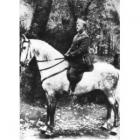 Franco a caballo