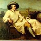 Goethe en la campaña (Tischbein)