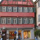 Hermann Hesse, Heckenhauer, Tübingen