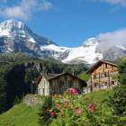 hotel en un valle perdido