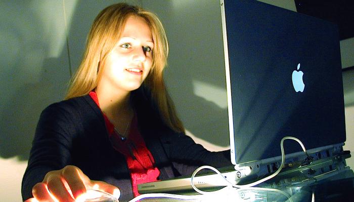 escritora digital