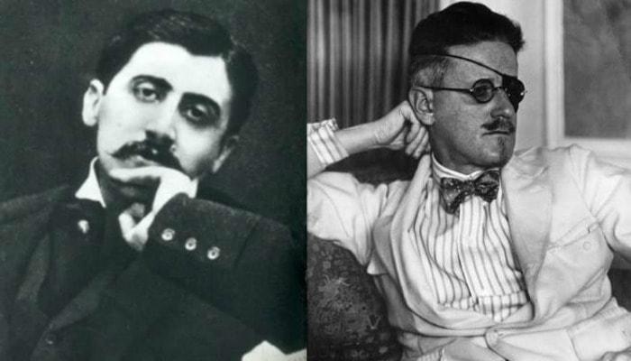Tipos de escritores: proust o Joyce