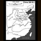China en el 500 a.C