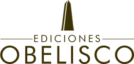 logotipo editorial Ediciones Obelisco