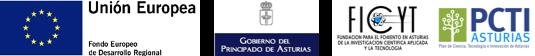 Mylibreto es un proyecto financiado con la ayuda de los fondos FEDER, Gobierno del Principado de Asturias y el PCTI